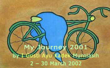 cover - My Journey 2001