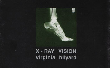 cover - X ray vision