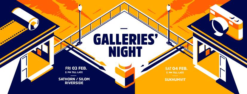 Galleries night