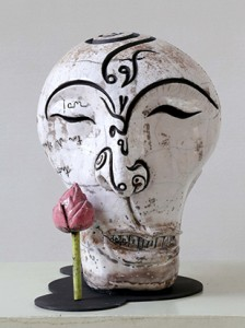 BBAD 20.Mind to mind, Neange takes Flower, Miesho smiles ceramic